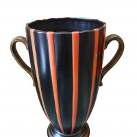 Brentleigh ware Brummell 1930s 1940s trophy vase from Antik Seramika