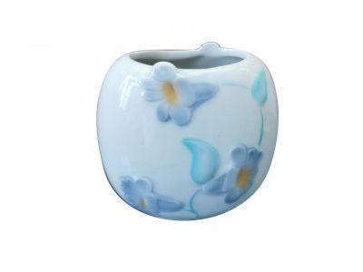 vintage Goebels porcelain vase -vintage pottery from Antik Seramika